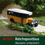 N2001 Reichspostbus