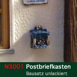 N3001 Postbriefkasten