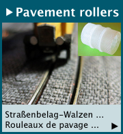Pavement rollers