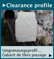 Clearance profile