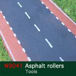 Voorplaat-asphalt