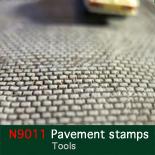 Voorplaat-stamps