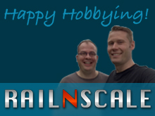 RAILNSCALE team - Happy Hobbying!