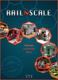 Scenery Catalogue
