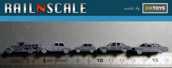 3D print materials | RAILNSCALE